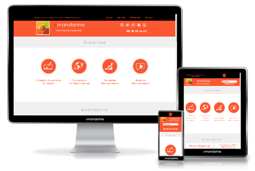création de sites intenret et stratégie webmarketing