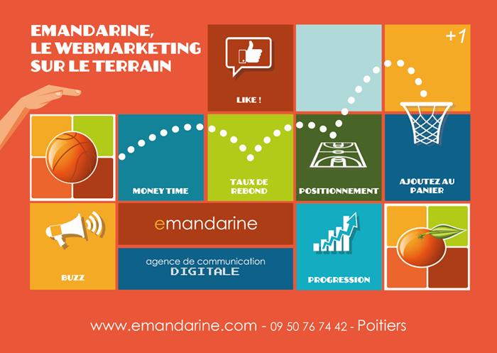 agence communication emandarine