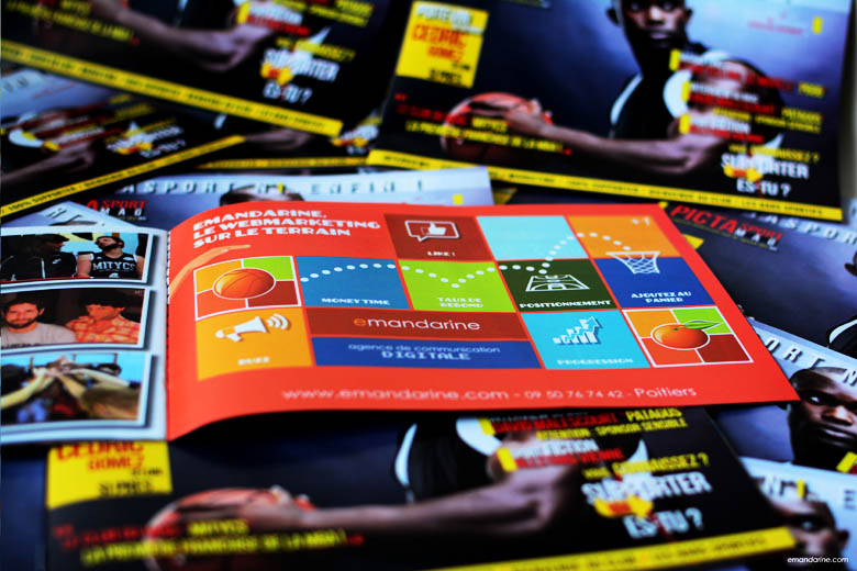 emandarine communication webmarketing sport